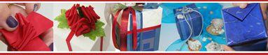 Мастер-класс Упаковка подарков для сотрудников магазинов